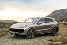 Nuevo Porsche Cayenne de tercera generación