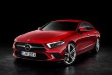 Mercedes-Benz CLS 2018, disponible para pedidos con Edición de lanzamiento