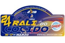 ► CERA: Iván Ares abrirá pista en el Rallye do Cocido