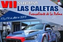 Comienza la temporada en La Palma con la Subida a Las Caletas