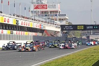 Las V de V Endurance Series estrenan la temporada de carreras del