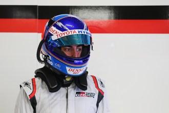 Alonso declara vivir un sueño al disputar la súper-temporada WEC con el Toyota TS050 Hybrid