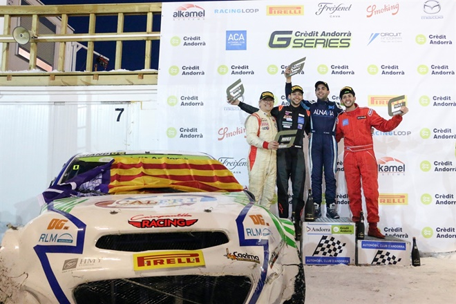 g series gs2 podio final socias