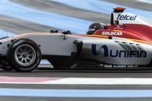 Campos Racing prosigue los test de GP3 Series en Jerez