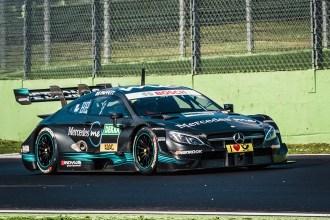 Mercedes presenta su equipo al completo para el DTM 2018