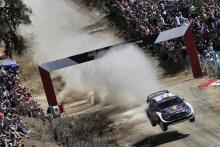 ► Ogier gana el Rallye de Méjico por delante de Dani Sordo