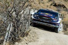 ► WRC: Ogier al frente tras ganar todos los tramos largos de la tarde