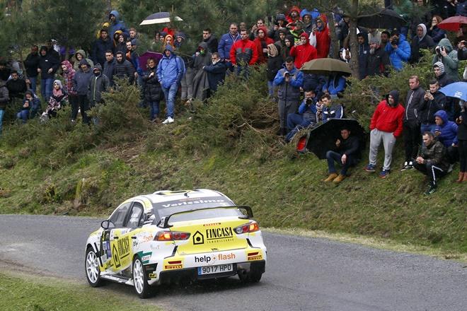 Alberto Meira Rally Noia 2018