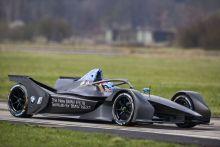BMW iFE.18, el prototipo eléctrico de la Fórmula E