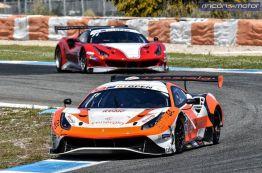 GT Open Estoril amato montermini ferrari 488 gt3