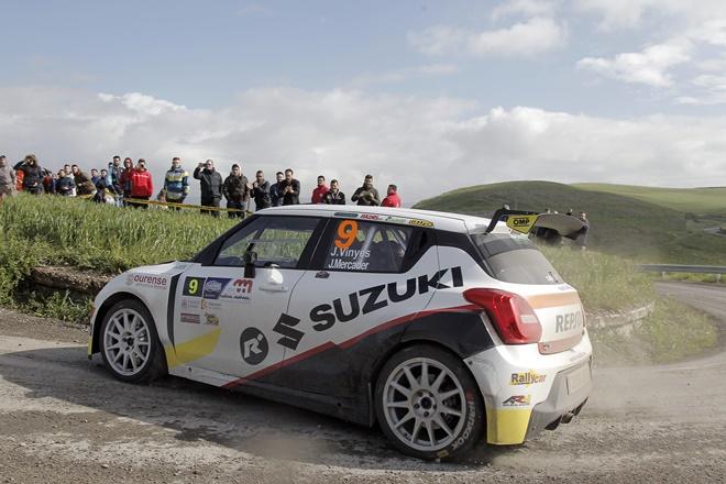 R Sierra Morena Vinyes Suzuki Swift 2018 N5