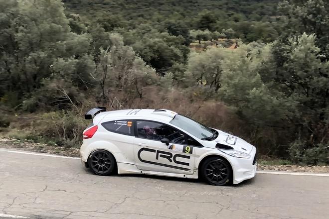 Rallye Barbastro Compaire - Carrasco Fiesta