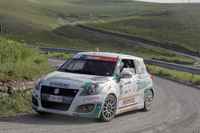 Rallye Sierra Morena Copa Swift Berdomas