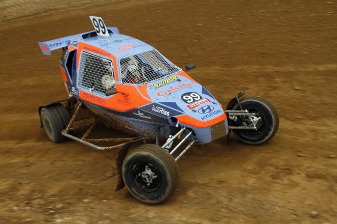 ares racing autocross lerida