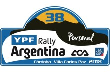 Rallye de Argentina 2018
