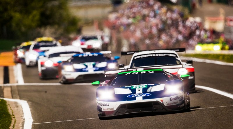 6h Spa ford WEC GT Pro