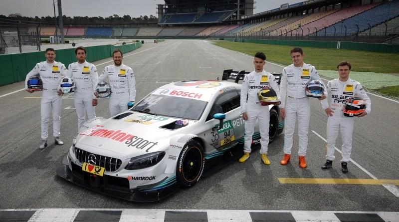 DTM Mercedes-AMG 2018