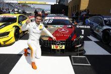 Mercedes-Benz y Edo Mortara se llevan la victoria en Lausitzring