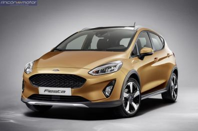 Ford Fiesta Active 2018 set-0705-08