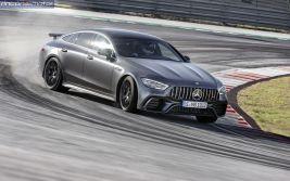 Mercedes-AMG GT 4p 2018