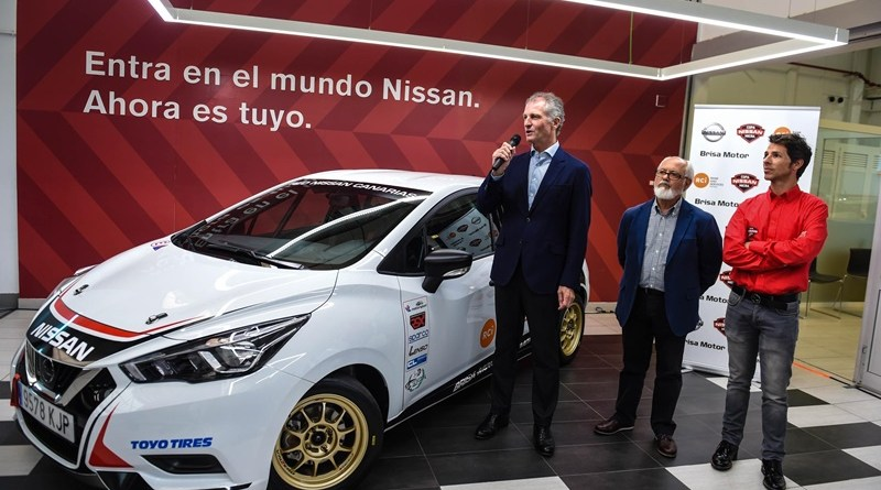 Nissan micra copa canarias entrega