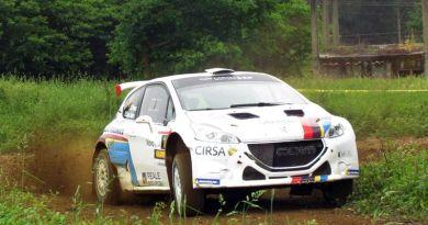 Rallye Terra Da Auga Pons Peugeot 208 R5