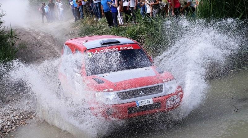Rallye tt mar olivos macias montero evo tt 2205