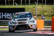 Team Oscaro by Campos Racing y los Cupra TCR a las puertas de los puntos en Hungaroring