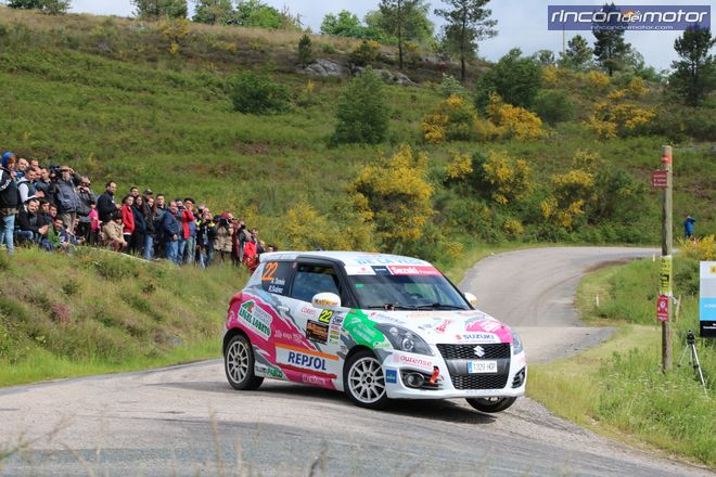 Rallye Orense Tames Swift 2018-17