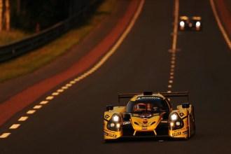 Fontes contento con su actuación personal en la Road To Le Mans