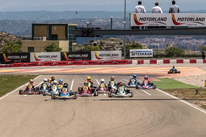 aragon XVII Karting RACCG 0506