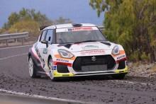 51 Rallye de Ourense, el Equipo Suzuki corre en casa