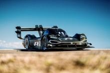 Dumas completa su primer test con el Volkswagen IDR Pikes Peak