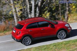 Fiat 500X Cross 2015