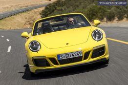 Porsche 911 Cabrio 2016