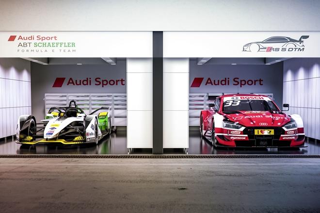 Audi e-tron FE05 RS5-DTM