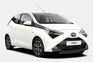 Toyota Aygo 5p 2018