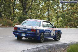 El Rallye de Extremadura Histórico suspendido de momento