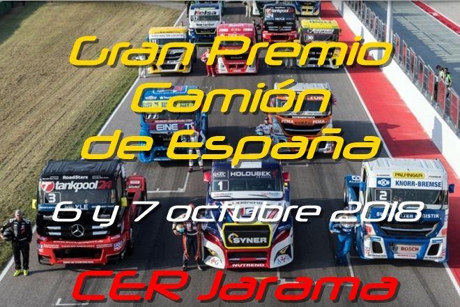 GP Camión jarama 2018