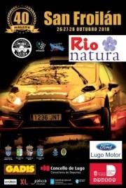 Cartel Rallye San Froilán