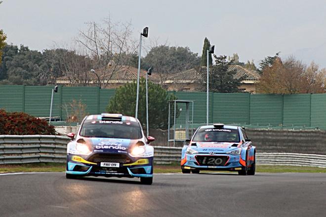 abrazo fuster ares rallye race madrid 2411