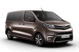 Toyota Proace Verso 2016