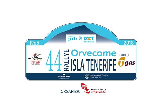 rallye isla tenerife 2018 placa