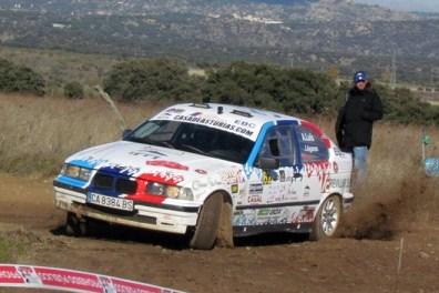 tramo pruebas rallye madrid bmw copa propusion 3011