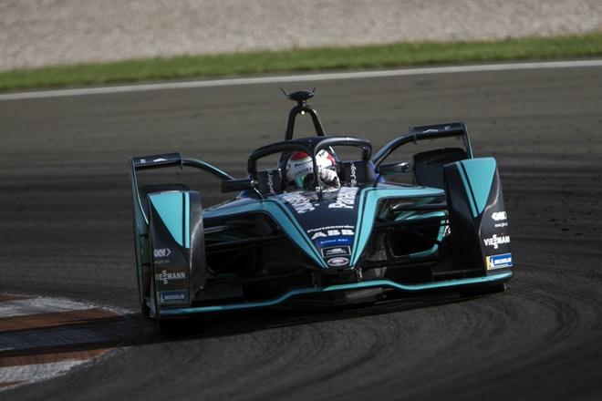 Jaguar Racing Team_Formula E Riyadh