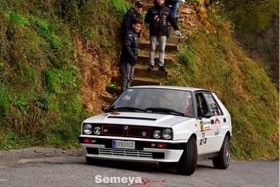 Odon Muñiz campeón de regularidad 60 Km Rallye Cangas del Narcea 2018