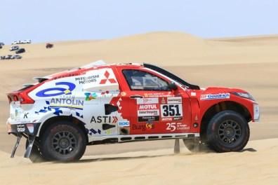 Dakar 19 gutierrez eclipse etapa 1 0801