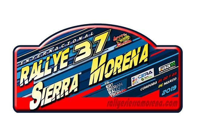 rallye sierra morena 2019 placa