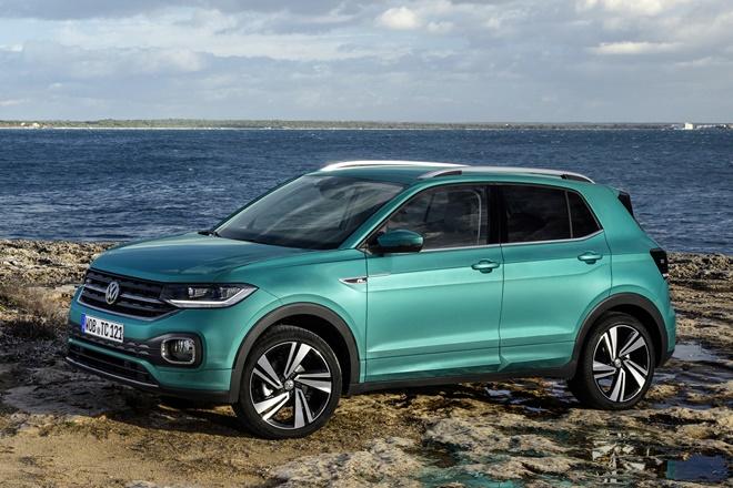 VW T-Cross 2019 ficha