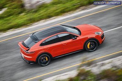 Porsche Cayenne Coupé, avance de fotografías